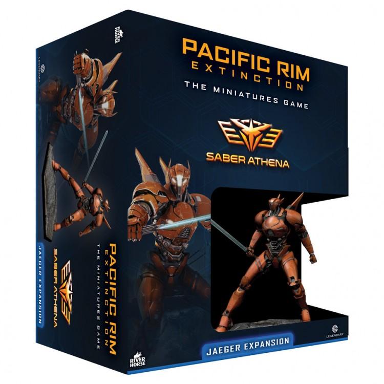 Pacific Rim: Extinction: Saber Athena