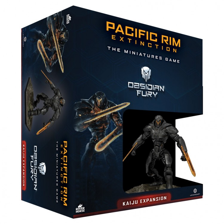 Pacific Rim: Extinction: Obsidian Fury
