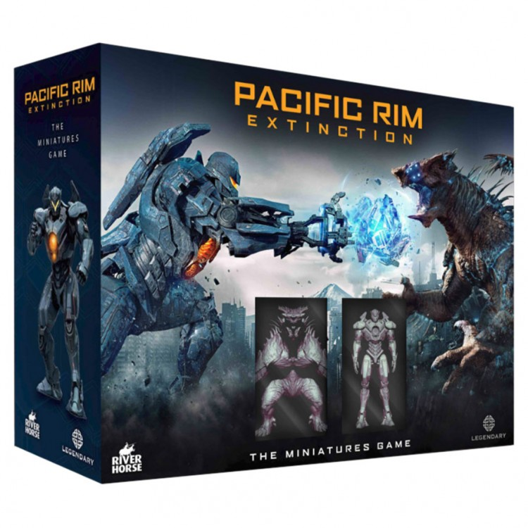 Pacific Rim: Extinction: Starter Set