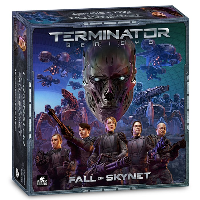 Terminator: Genisys - Fall of Skynet
