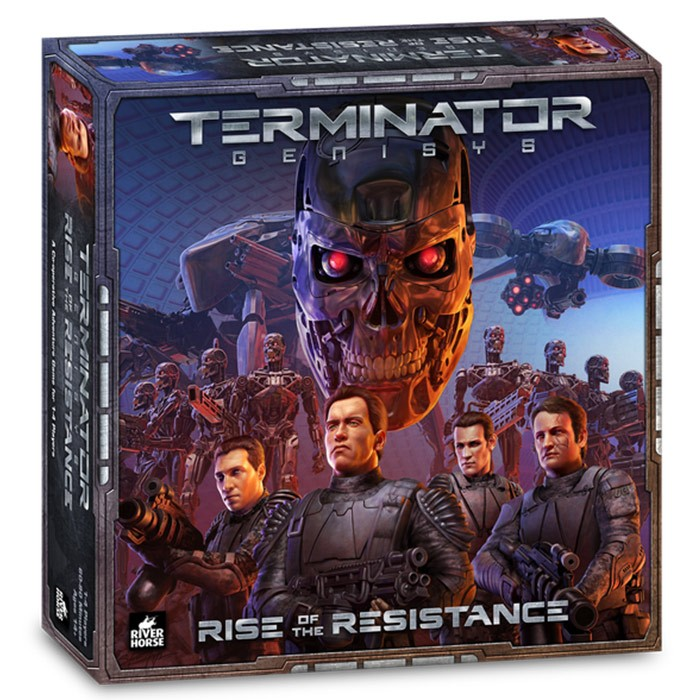 Terminator: Genisys: Rise o/t Resistance