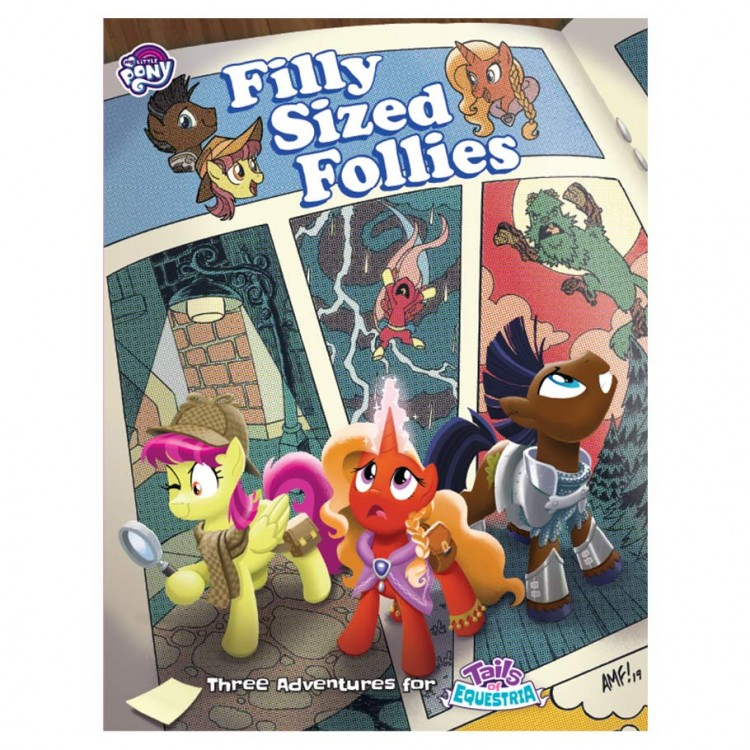 MLP: ToE: Filly Sized Follies