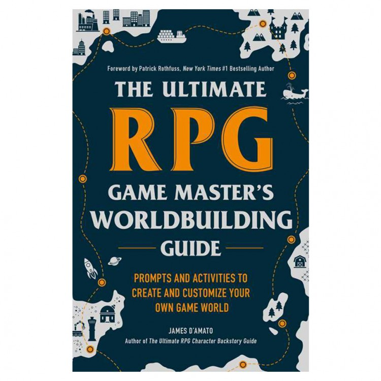 The Ultimate RPG Worldbuilding Guide