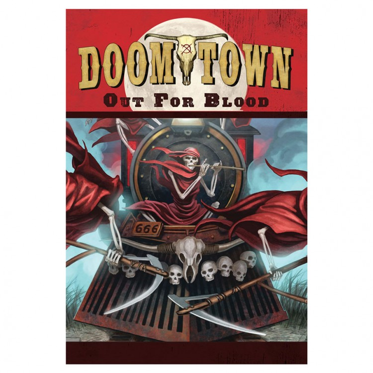 Doomtown: Out for Blood