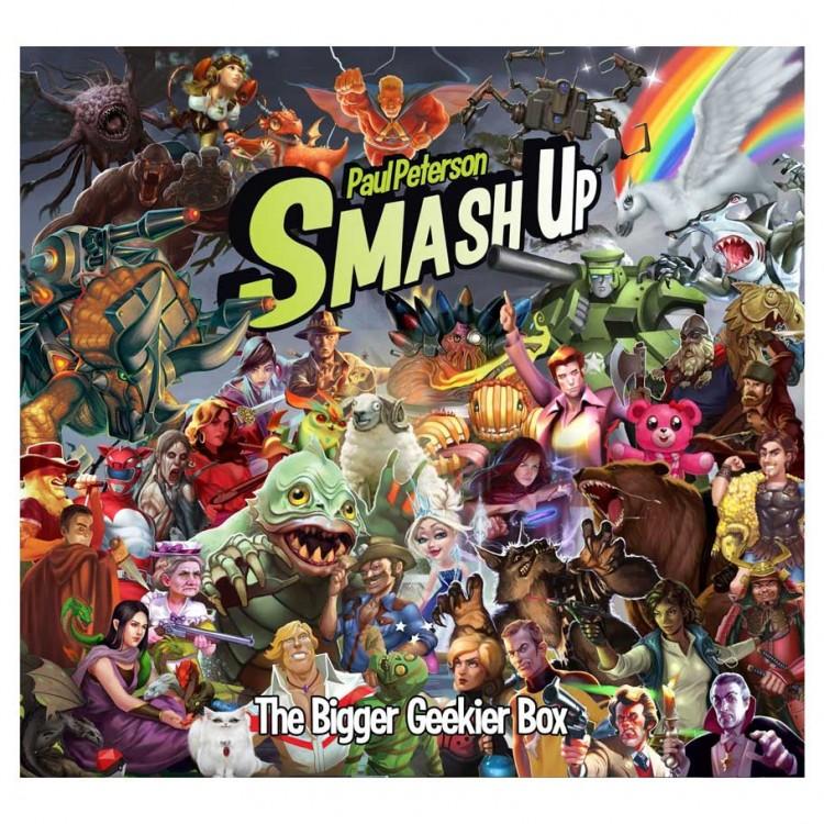 Smash Up: The Bigger Geekier Box