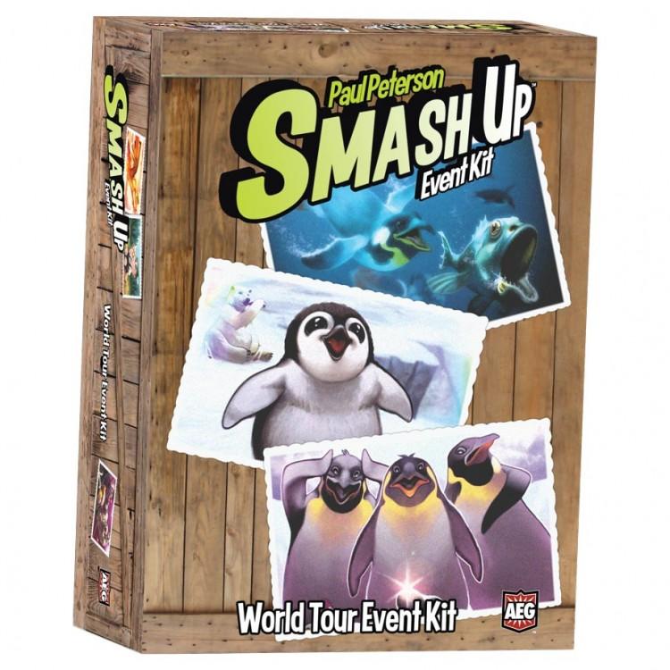 Smash Up: World Tour Event Kit