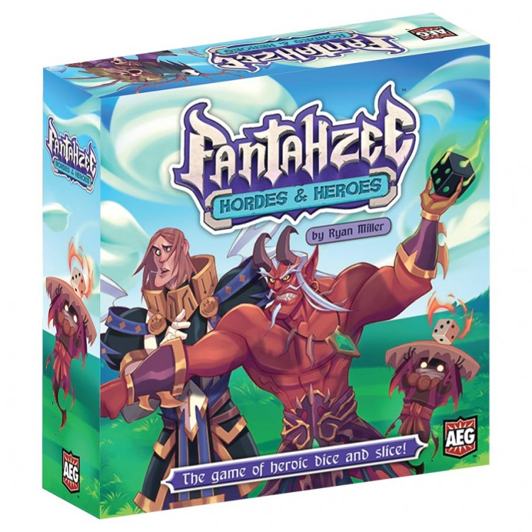Fantahzee: Hordes and Heroes