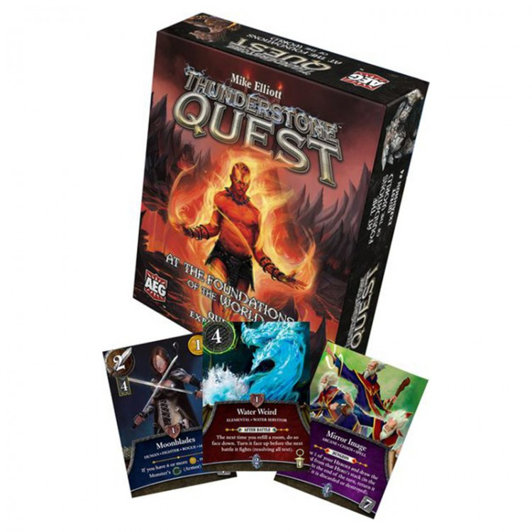 Thunderstone Quest: Foundation o/t World