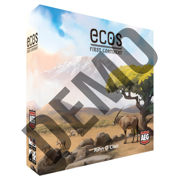 Ecos: The First Continent DEMO