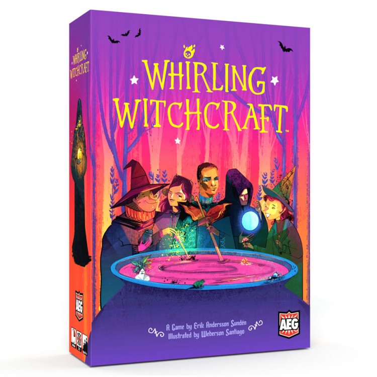 Whirling Witchcraft