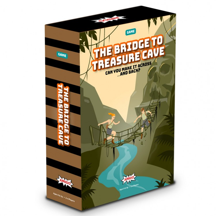 Bridge to Treasure Cave