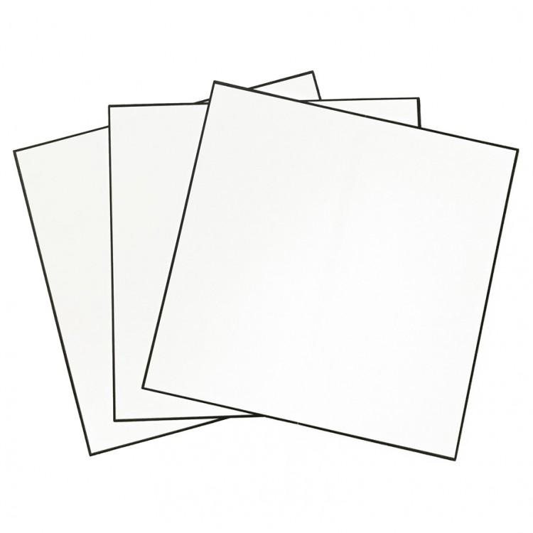 "Blank: 20"" Game Board 3pk"