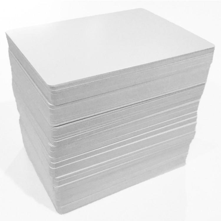 """Blank: PC: Matte 2.5""""x3.5"""" (180)"""