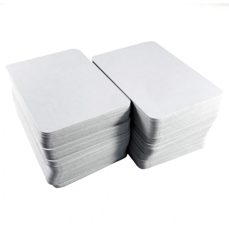 "Blank: Mini Cards 2.5""x1.75"" (Matte 200)"