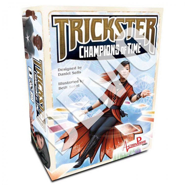 Trickster Champions of Time Demo