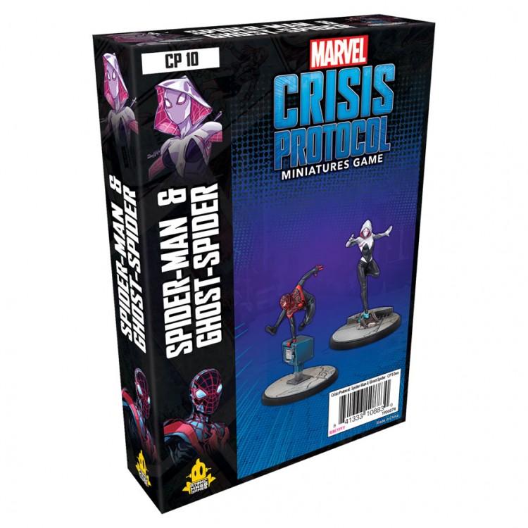 Marvel CP:Spider-Man & Ghost-Spider Pack