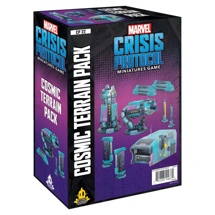 Marvel CP: Cosmic Terrain Expansion