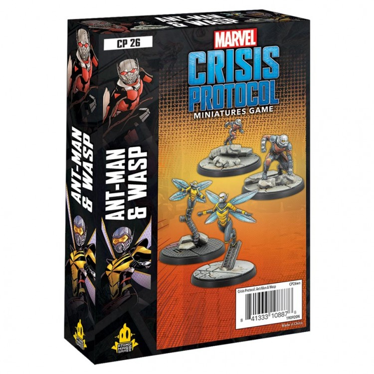 Marvel CP: Ant Man & Wasp Character Pack