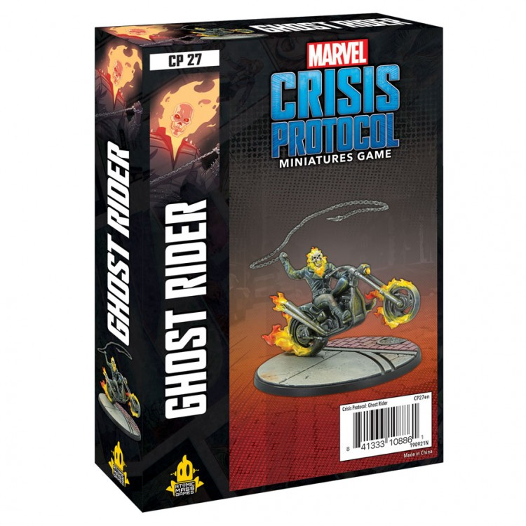 Marvel CP: Ghost Rider Character Pack