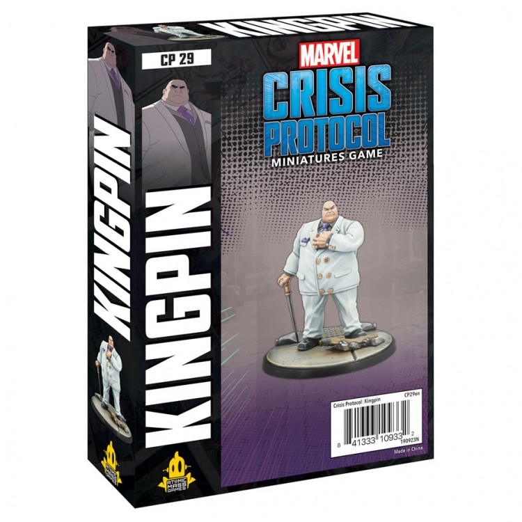 Marvel CP: Kingpin Character Pack