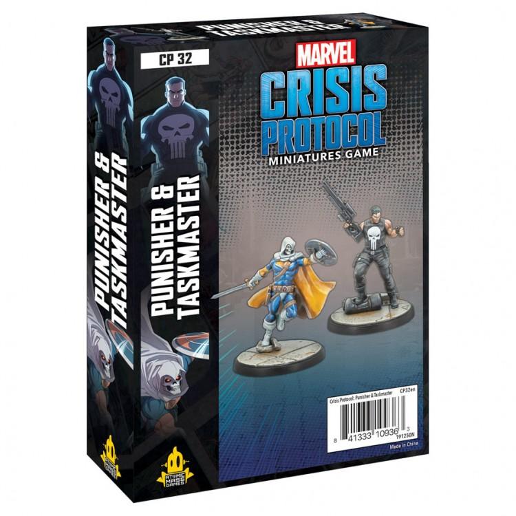 Marvel CP: Punisher and Taskmaster Pack