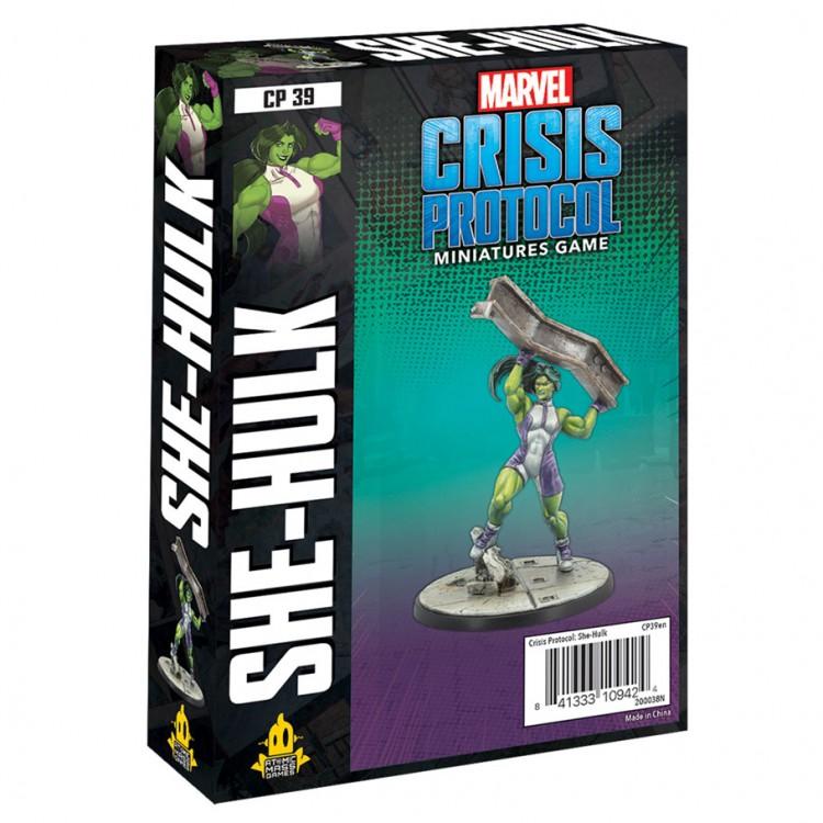 Marvel CP: She Hulk Character Pack