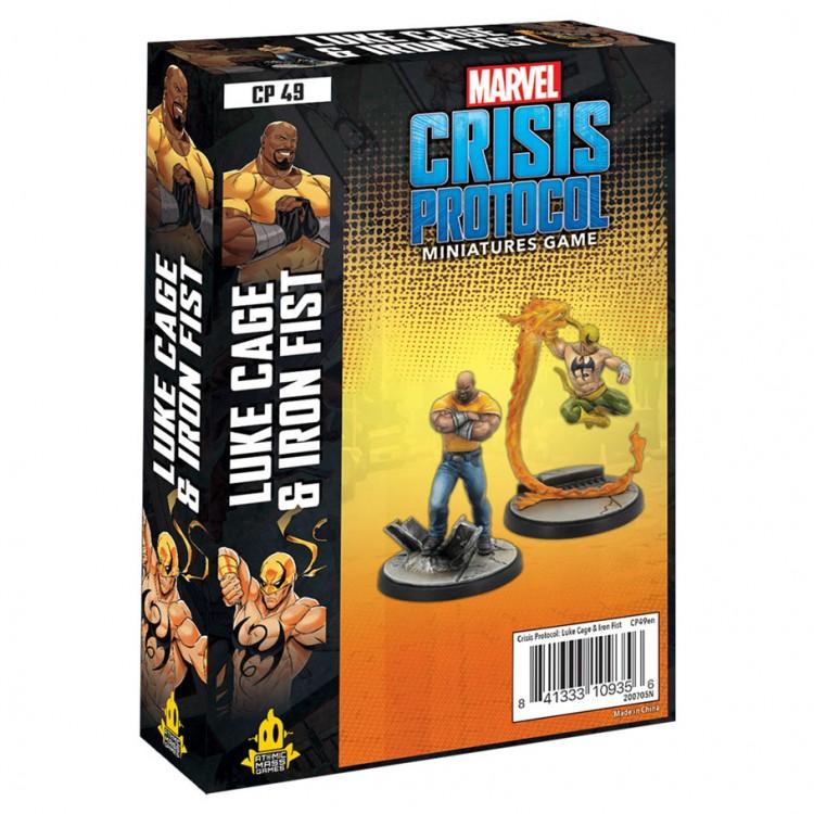 Marvel CP: Luke Cage & Iron Fist Pack