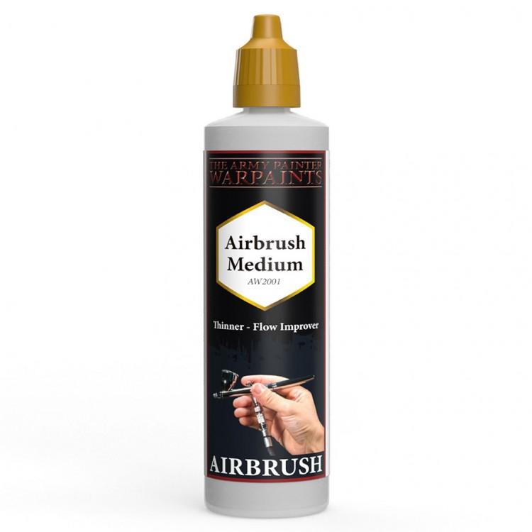 Warpaints: Airbrush Medium