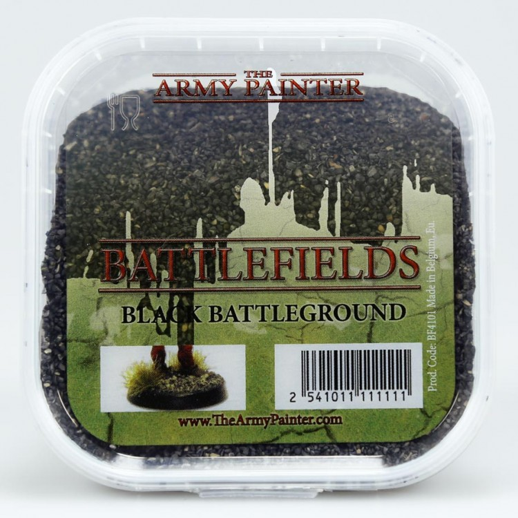 Black Battleground - Basing