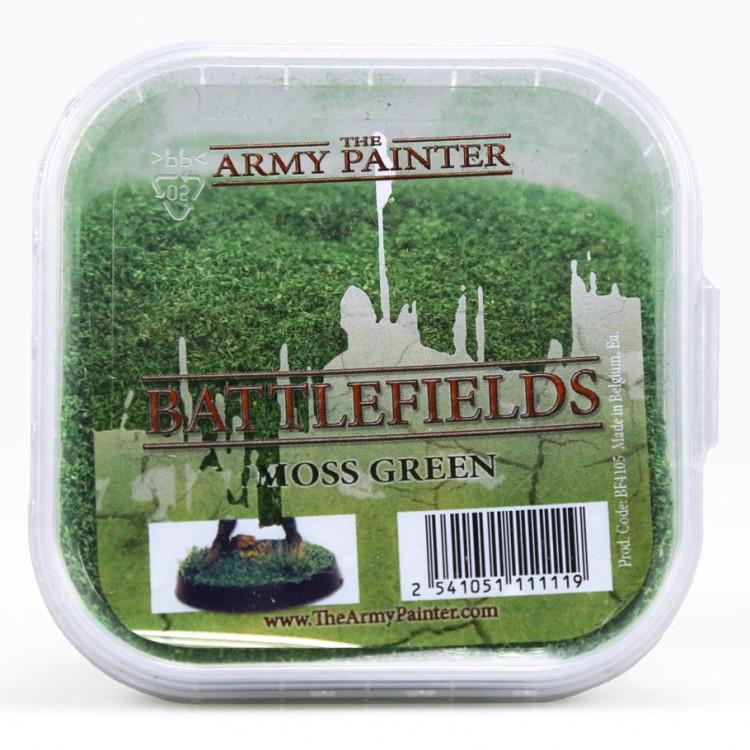Moss Green - Scatter