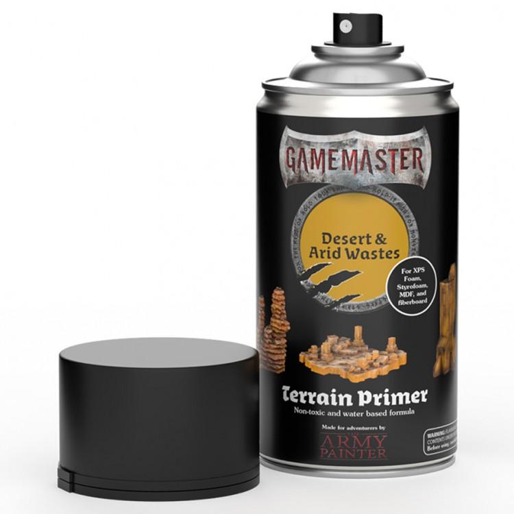 Gamemaster: Terrain Primer: Desert/Arid