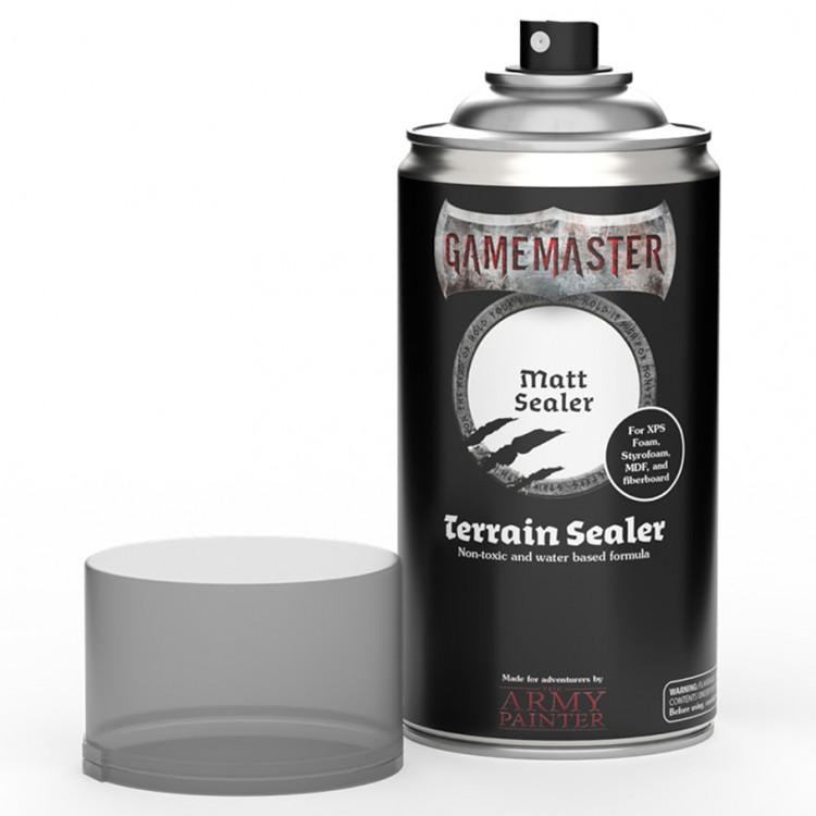 Gamemaster: Terrain Primer: Matt Sealer