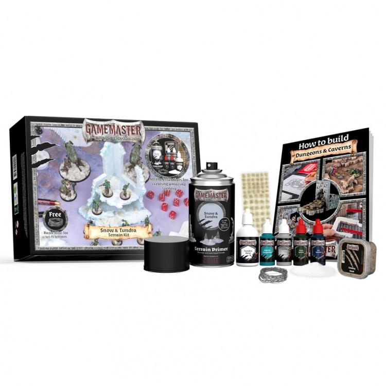 GameMaster: Snow & Tundra Terrain Kit