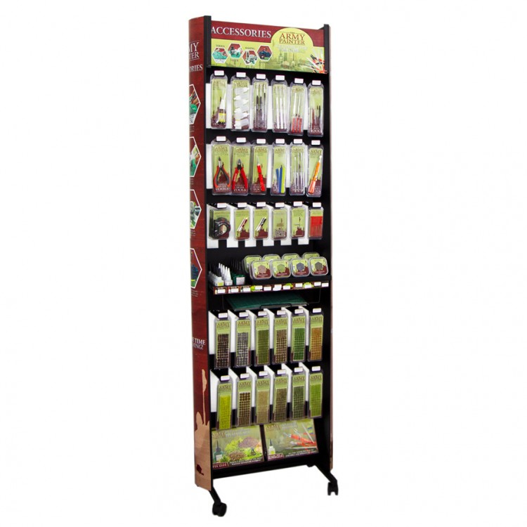 Army Painter Tools & Accessories Rack