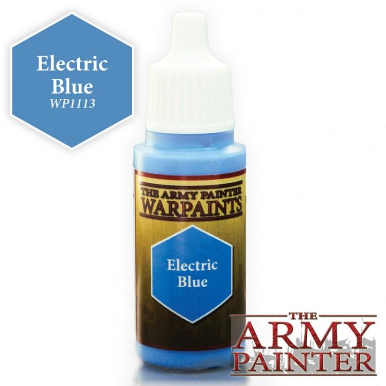 Warpaints: Electiric Blue (18ml./0.6Oz.)