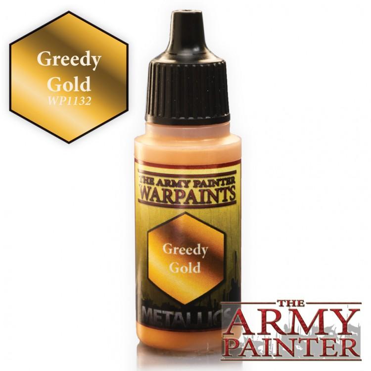 Warpaints: Greedy Gold (18ml/0.6oz)