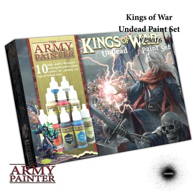 Warpaints: Kings of War: Undead