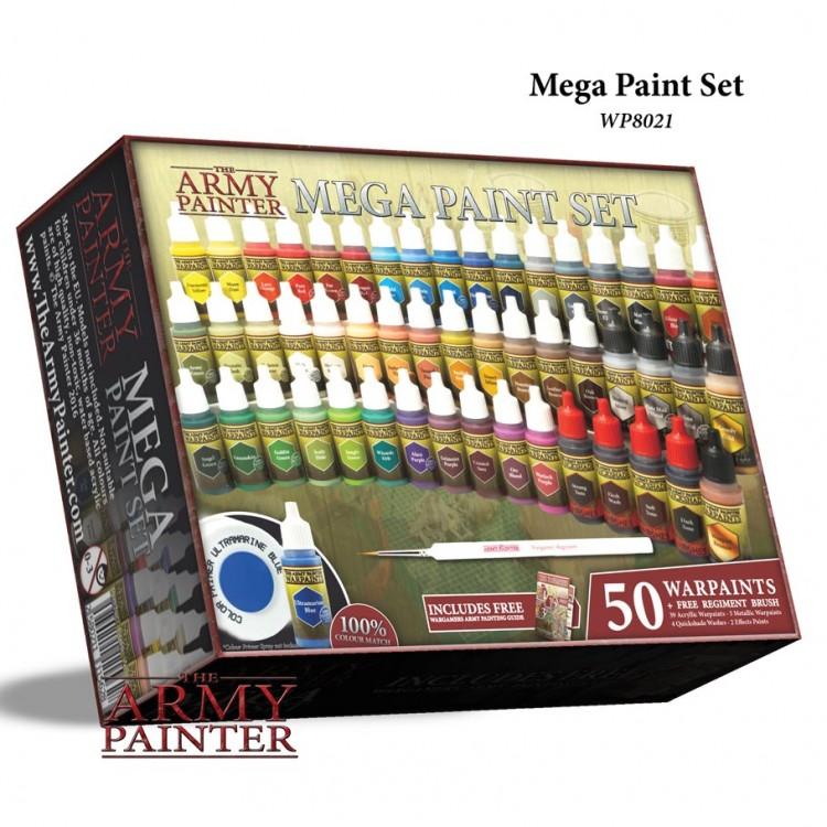 Warpaints Mega Paint Set