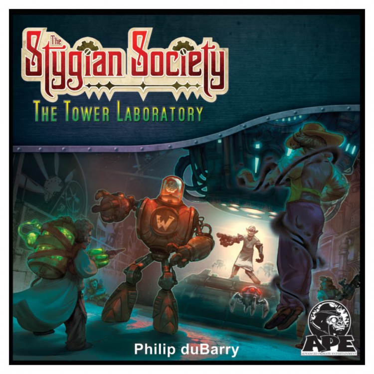 The Stygian Society: The Tower Lab