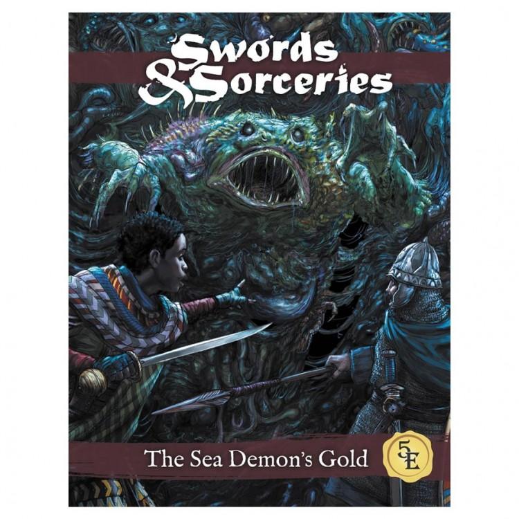 5E: The Sea Demon's Gold