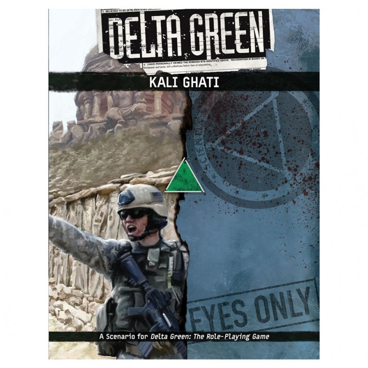 Delta Green: Kali Ghati Adventure