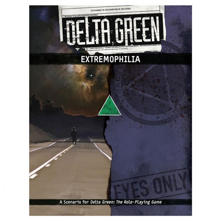 Delta Green: Extremophilia