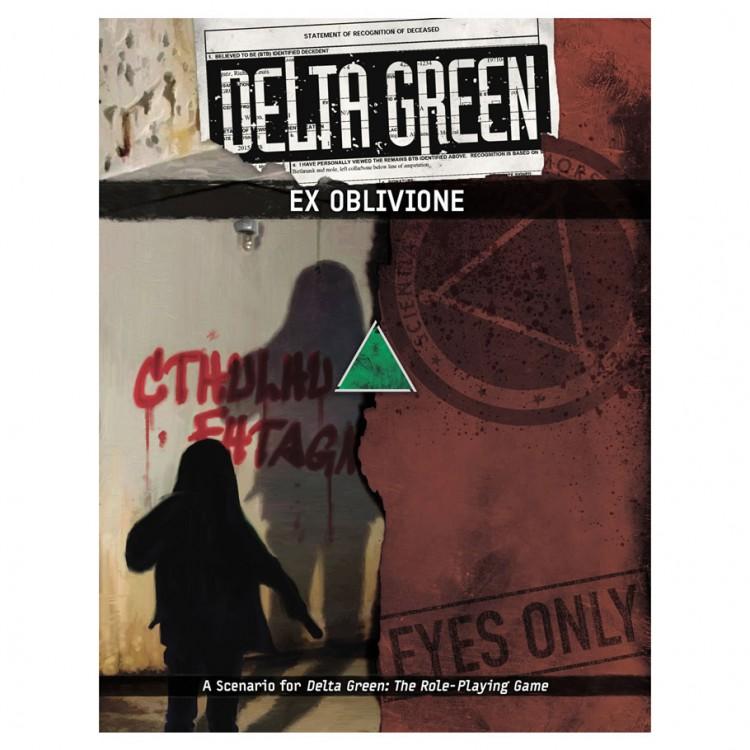 Delta Green: Ex Oblivione