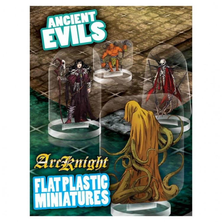 Flat Plastic Mini: Ancient Evils