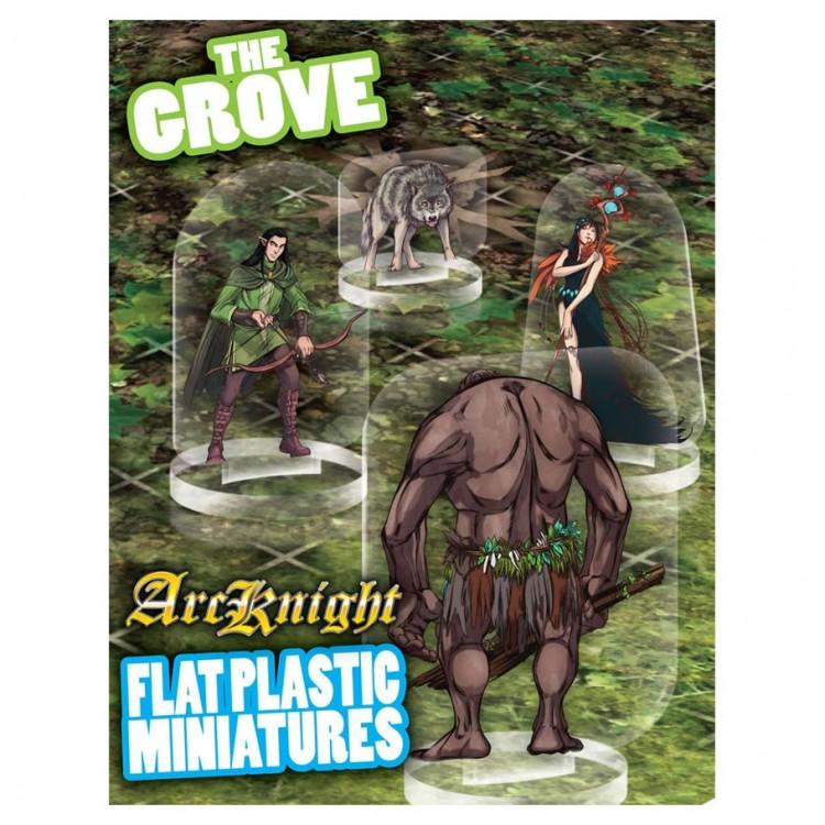 Flat Plastic Mini: The Grove