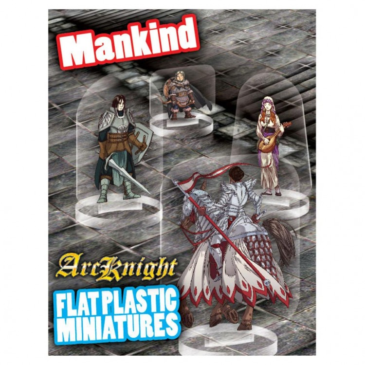 Flat Plastic Mini: Mankind