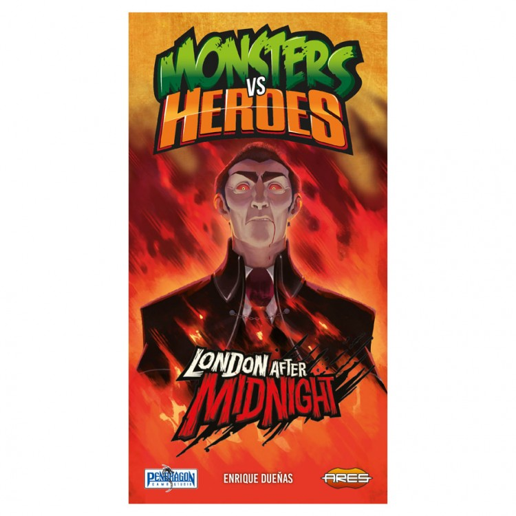 Monsters V Heroes: Victorian Nightmares