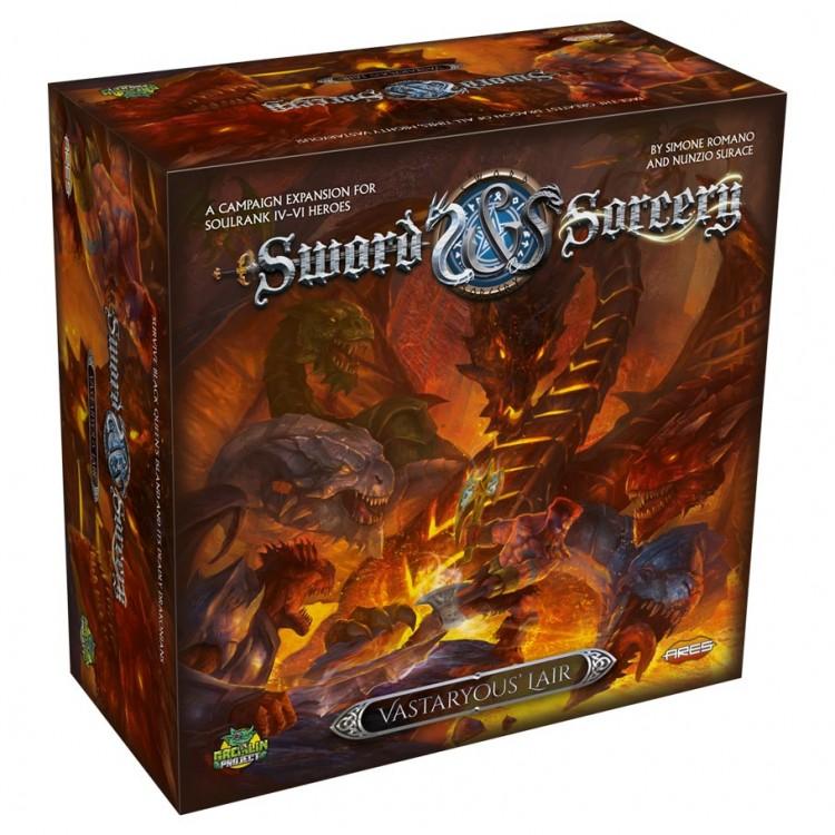 Sword & Sorcery: Vastaryous' Lair Exp.