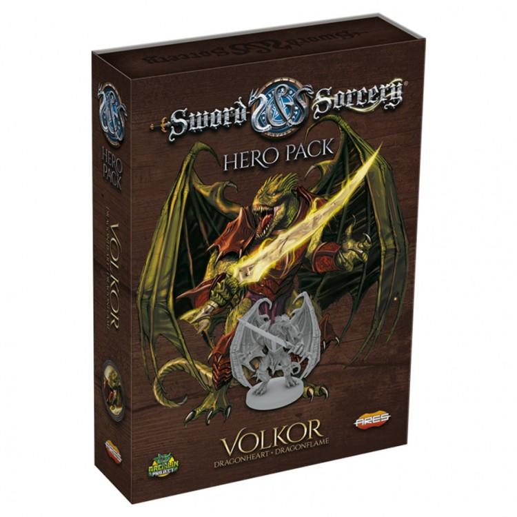 Sword & Sorcery: Volkor Hero Pk