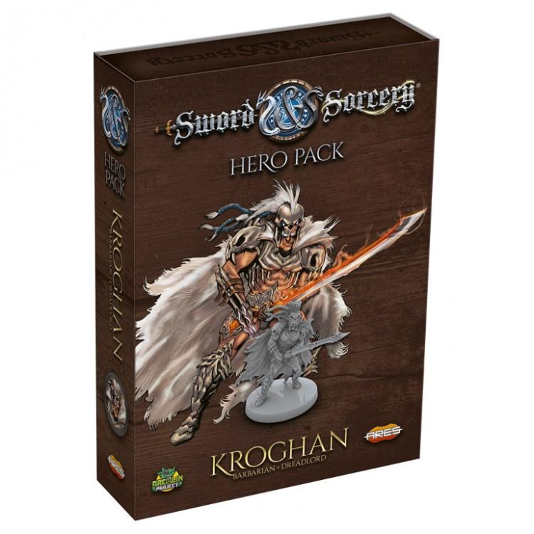 Sword & Sorcery: Kroghan Hero Pack